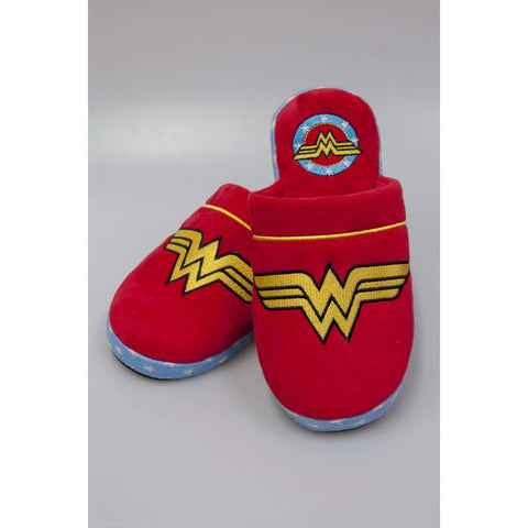 "Chaussons Femme DC ""Wonder Woman""-Very Bad Geek"