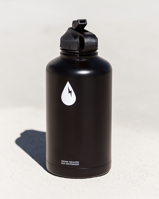 HyperFrost™ Insulated Water Bottle (64oz)