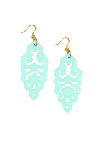 Filigree Earrings - Wandermint - Large