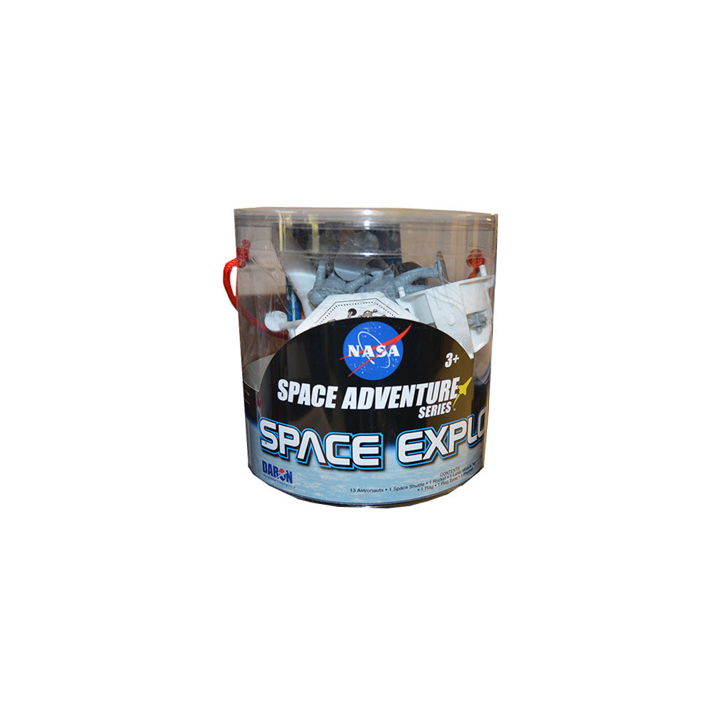 Space Exploration Bucket set