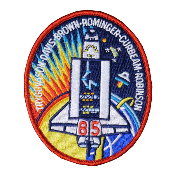 STS-85 Patch