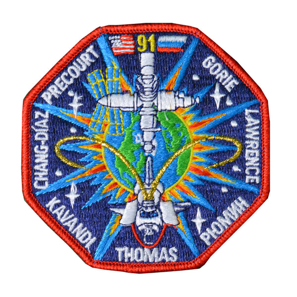STS-91 Patch