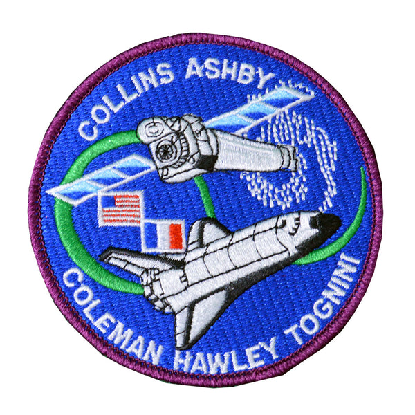 STS-93 Patch