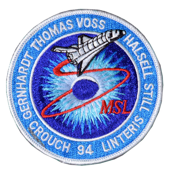 STS-94 Patch