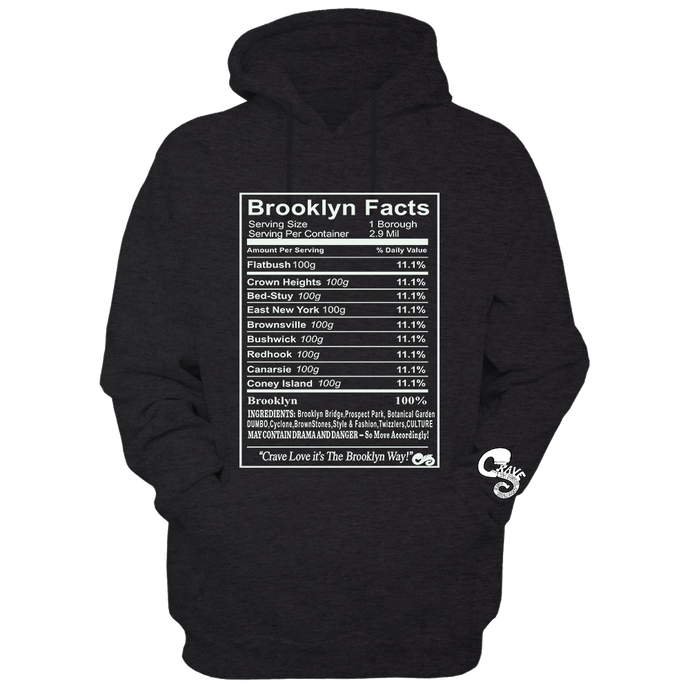 BROOKLYN FACTS HOODIE
