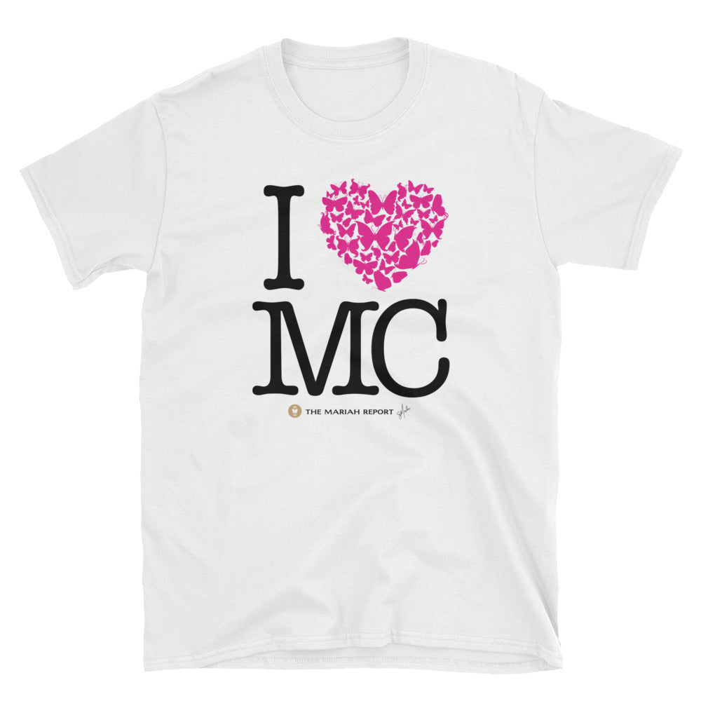 I Heart MC Unisex Short-Sleve T-Shirt