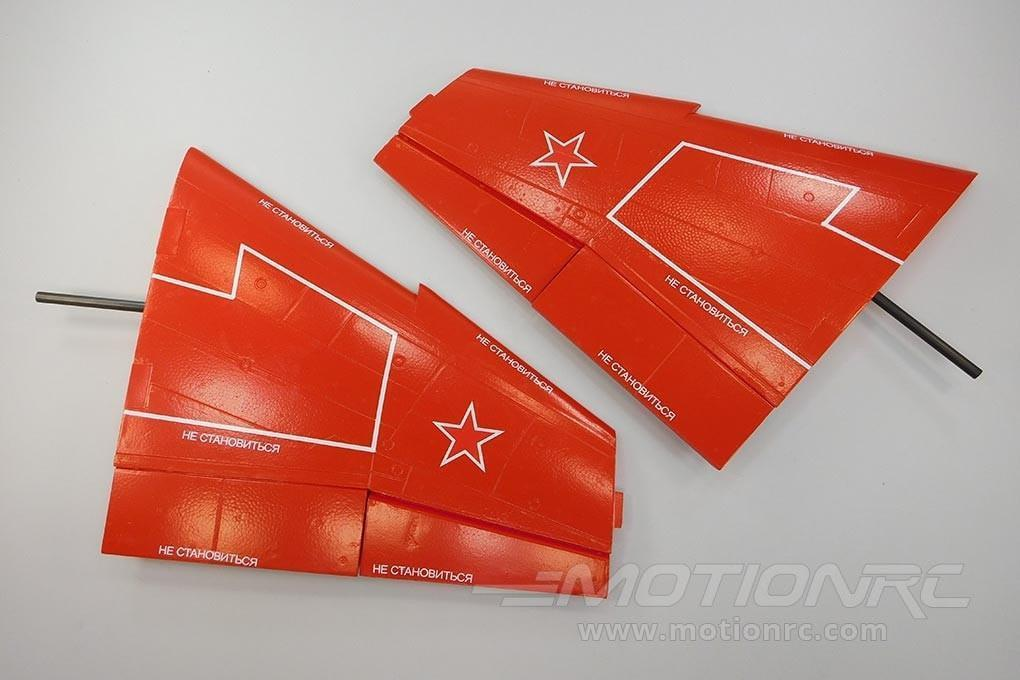 Freewing 90mm EDF Yak-130 Main Wing Set - Red RJ3012102