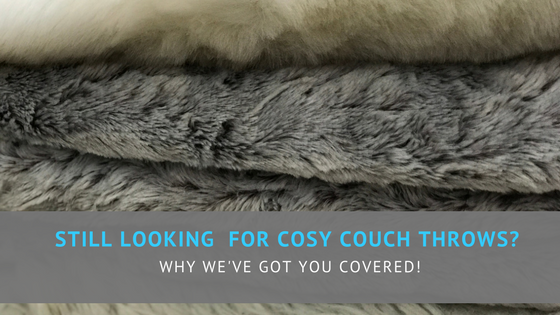 Still looking for cosy couch throws? Why we've got you covered!