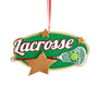 Lacrosse Ornament For Christmas Tree