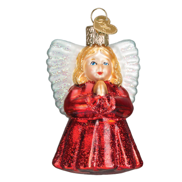 Baby Angel Ornament for Christmas Tree