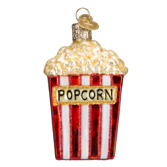 Popcorn Ornament for Christmas Tree