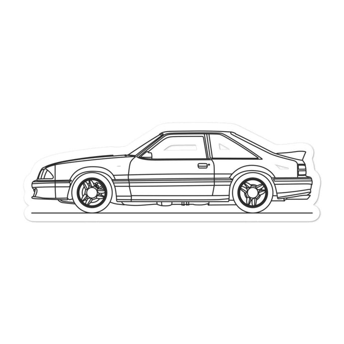 Ford Mustang SVT Cobra Sticker