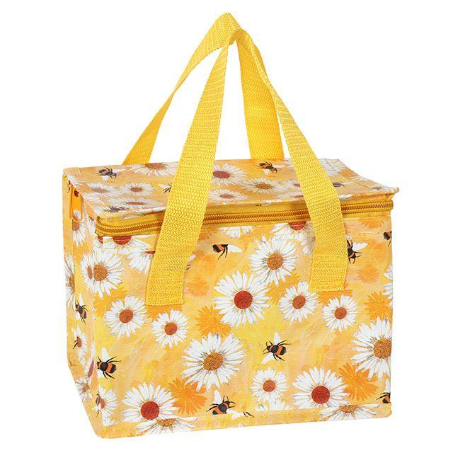 Daisy and Bee Cool Bag / Lunch Bag