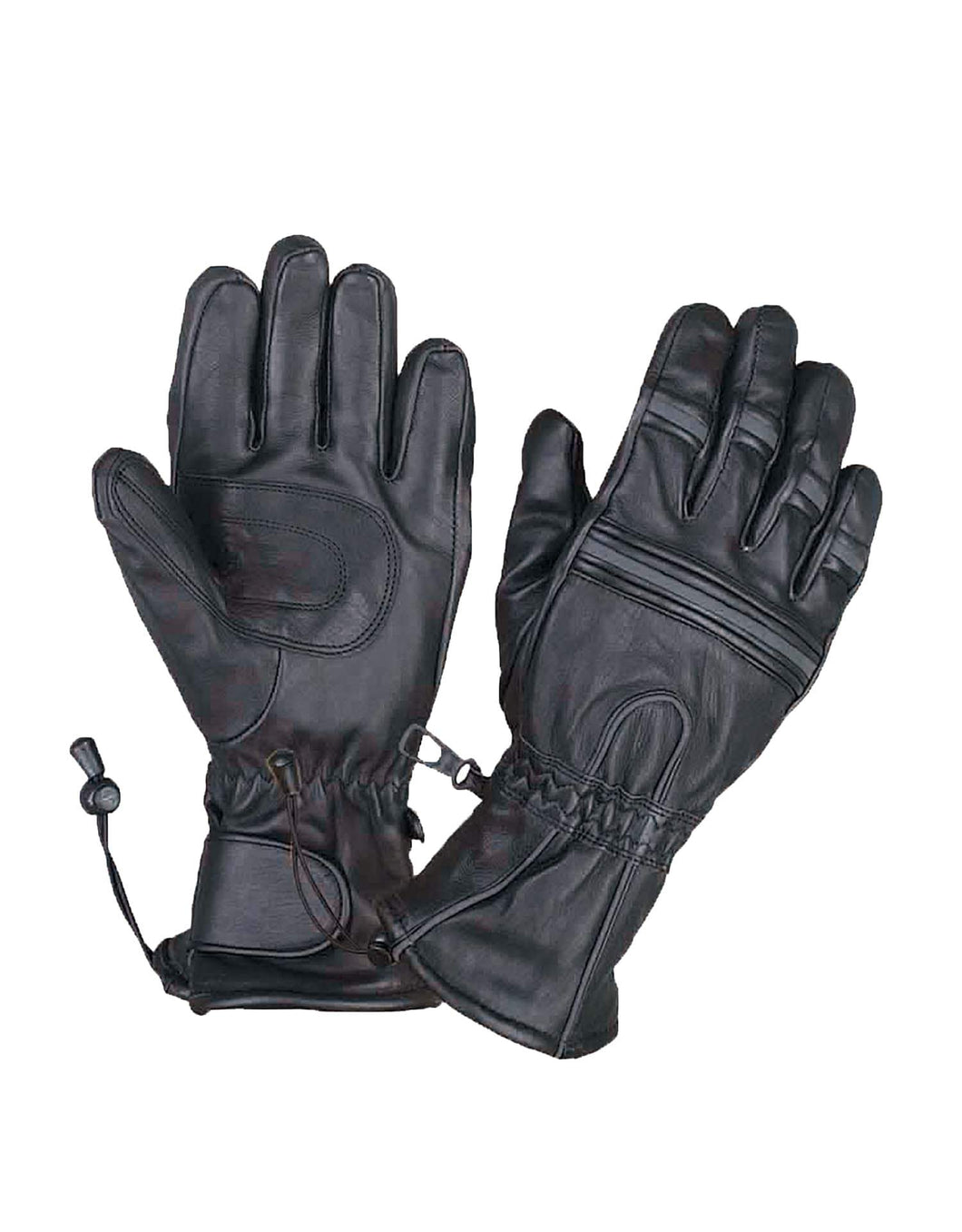UNIK Gauntlet Leather Gloves