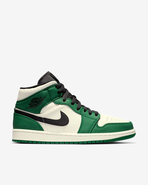 AIR JORDAN 1 MID SE - PINE GREEN