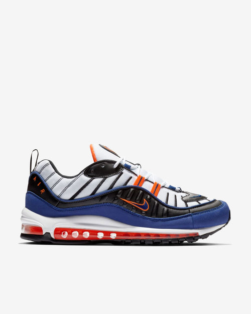 AIR MAX 98 - BLUE/ORANGE