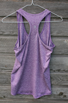 *2019 ReVibe women's trail bear tank - lilac