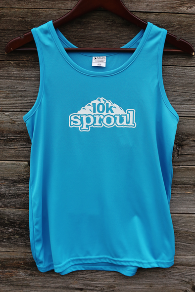 2018 Sproul 10k Women's Tank