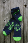 Hyner Challenge 25k Trail Socks - navy