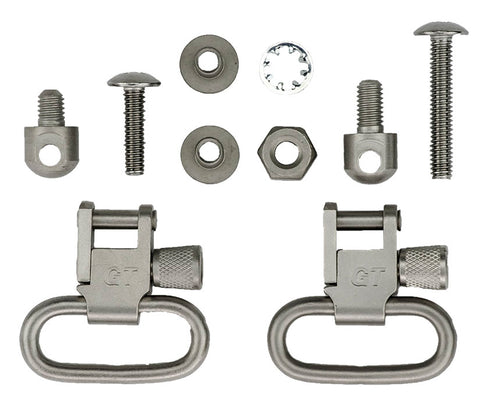 Ruger All-Weather Stock Locking Swivel Set - GTSW10 - GrovTec