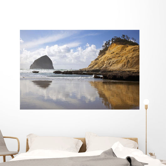 Pacific City, Oregon Of America Wall Mural
