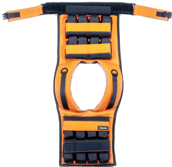 Weight Vest - Orange