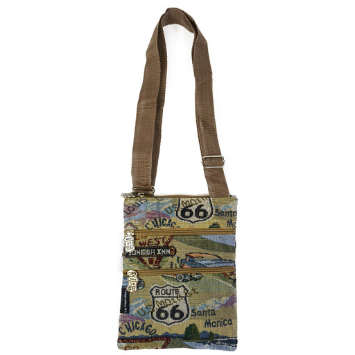 Route 66 Cross-body Bag - jenzys.com