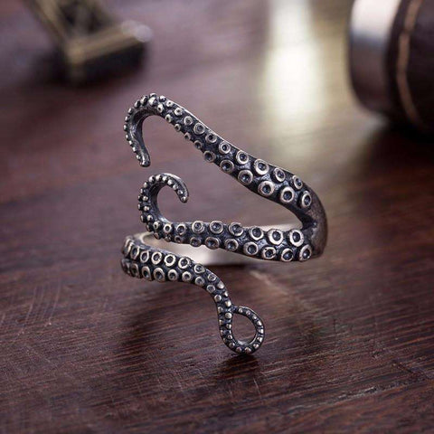 Kraken - The Octopus Ring - CoventryMall