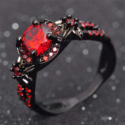 Envy™ - Ruby Gemstone Rings - CoventryMall