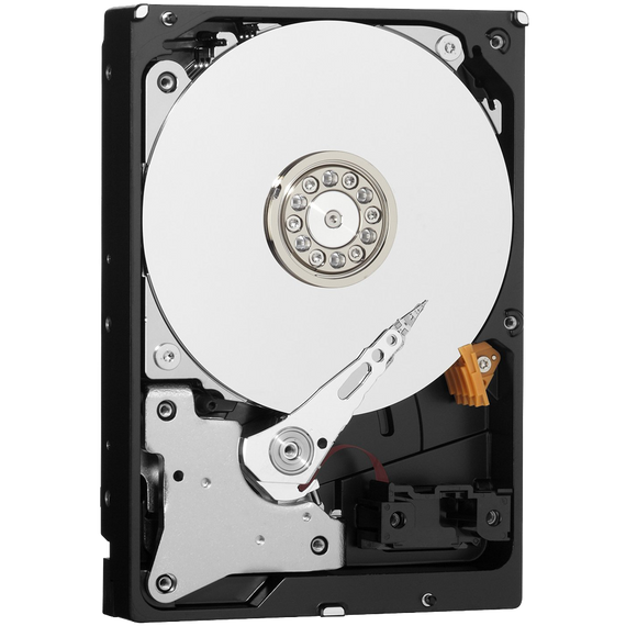 Western Digital Red 6 TB NAS Hard Drive 3.5-inch SATA 6 IntelliPower 64MB