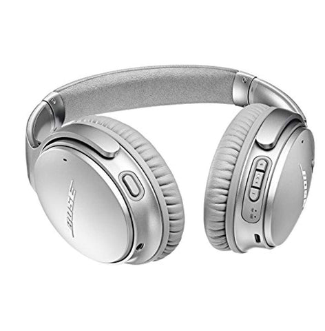 Bose QuietComfort 35 (Series II) Wireless Headphones, Noise Cancelling, with Alexa voice control