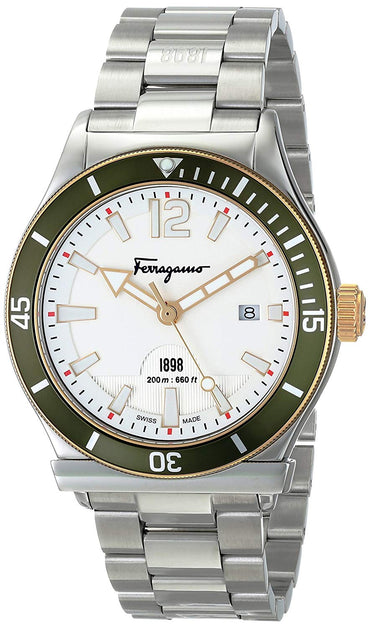 Salvatore Ferragamo Mens 1898 FF3150014