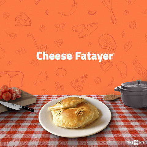 Cheese Fatayer