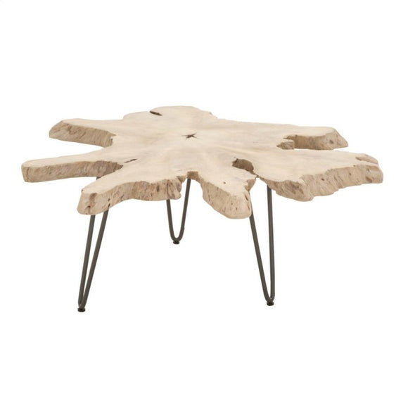 Outdoor Or Indoor Natural Teak Table