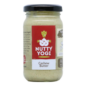 NUTTY YOGI Cashew Butter 200Gm