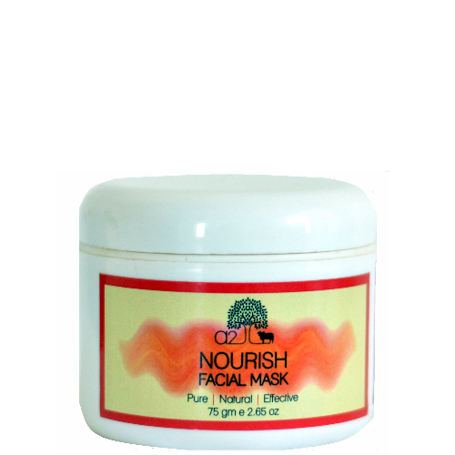 A2 Naturals Facial Mask Nourish 75Gm