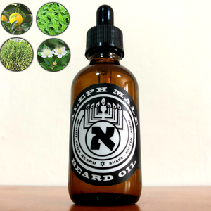 Sukkot (Royal Festival) Beard Oil