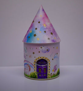 Fairy Houses - Pinkleberry Stardust