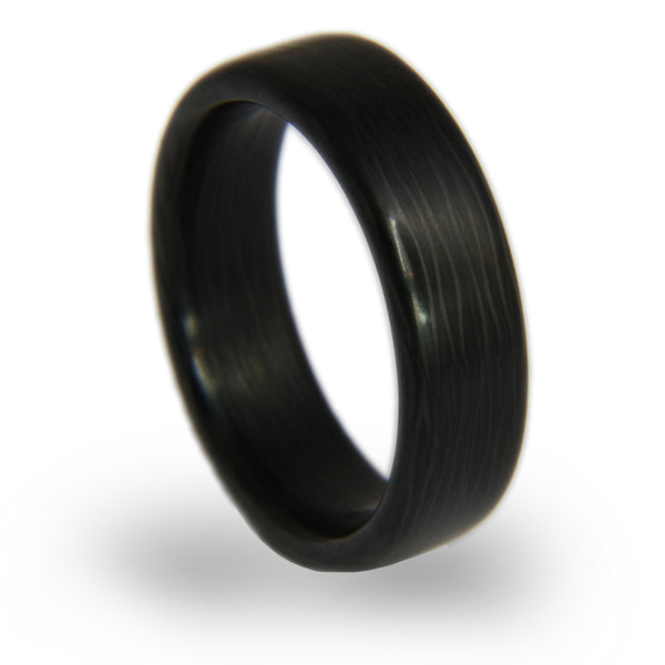 Pure Carbon Fiber Ring