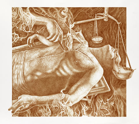 Autopsy of the Soul (Limited Edition Print)