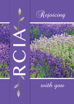52515A RCIA Rejoicing Lavender Flowers