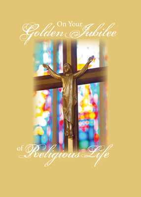 2683 Golden Jubilee Religious Life, Cross