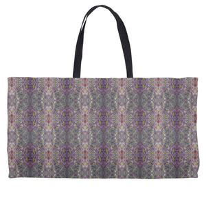 Purple Joy Enhanced Design - Weekender Totes