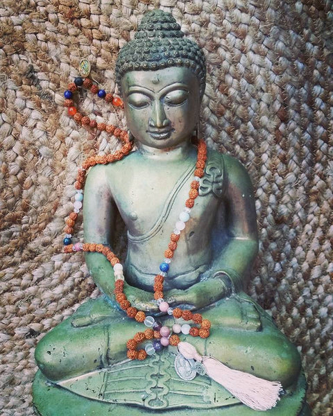 My mala - a workshop experience