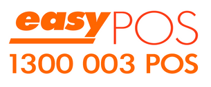 EasyPOS Point of Sale Systems 1300 003 767 - Affordable POS System, Barcode Scanner, Cash Register and iPad Stand