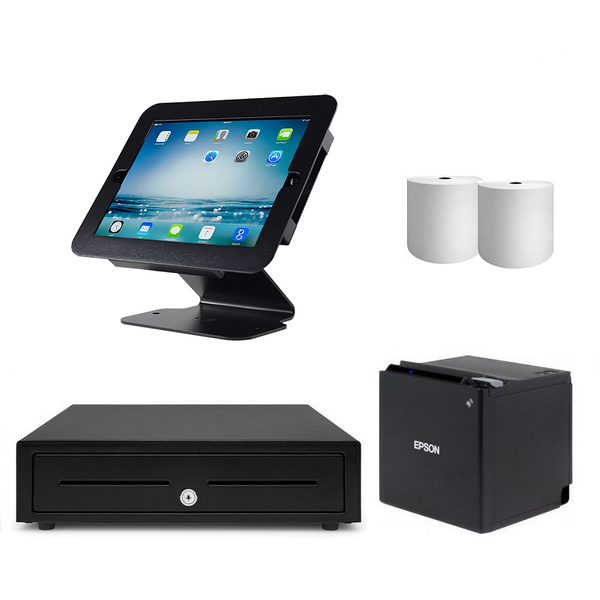 Kounta Bluetooth POS Hardware with Nexa TS600 iPad Stand Bundle #22 - Easypos Point of Sale Systems