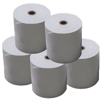 GOODSON PremiumThermal 80x80 Paper Rolls 24 per Box - Easypos Point of Sale Systems