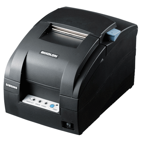 BIXOLON SRP275IIIC USB/RS232/Ethernet I/F Auto Cutter Dark Grey - Easypos Point of Sale Systems