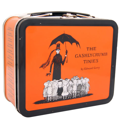 Gashlycrumb Tinies  Mini Lunchbox