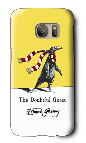 Doubtful Guest Galaxy Case